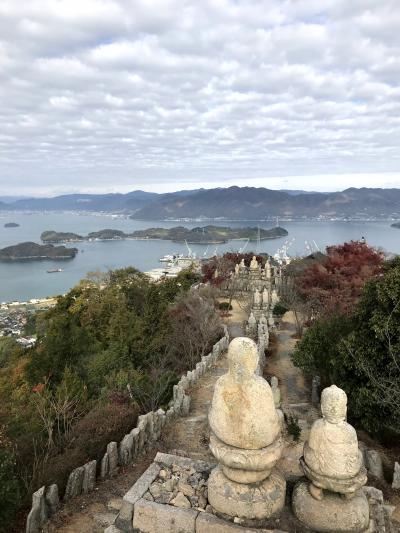 しまなみ海道・ゆめしま海道 自転車ひとり旅~一日目は絶景の白滝山とゆめしま海道、フレンチのディナー~