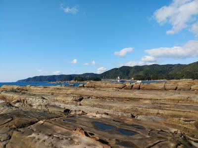 四国2020秋旅行記 【7】足摺宇和海国立公園2