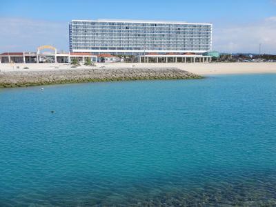 緊急事態宣言発令されたけど・・沖縄ホテルステイ。―サザンビーチホテル&リゾート編―