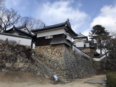 備中松山城を訪ねて