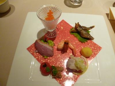 神戸ベイシェラトンで中華ディナー