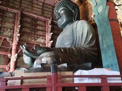 2020年7月開業のJWマリオット奈良に行ってきました その1 遠足以来の奈良観光