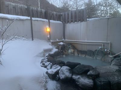 日光湯元温泉_Nikko Yumoto Onsen 開湯は奈良時代!乳白色の硫黄泉の露天で雪見風呂
