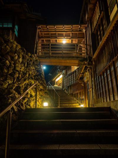 伊勢旅03: おかげ参りの後にいらしてね (*´д`*) かつての古市遊郭 麻吉旅館に泊まる
