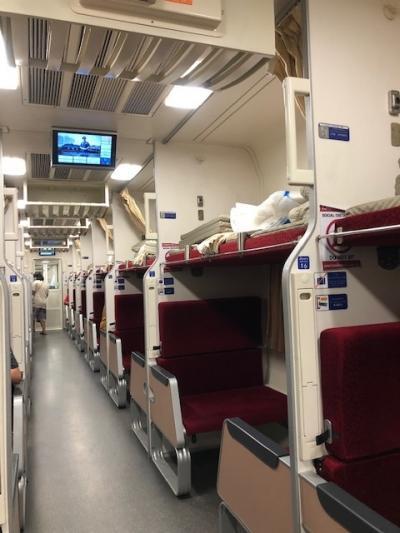寝台列車でノーンカーイ、ウドーンターニーへ(ノーンカーイ編)