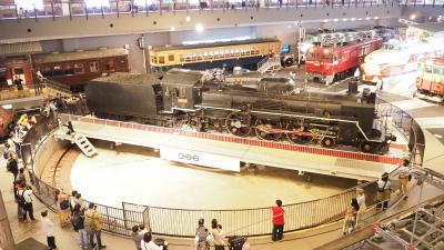 地元埼玉再発見の旅シリーズ (一応)第五弾:この歳になってようやく行きました鉄道博物館@大宮