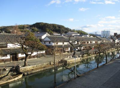 倉敷 美観地区を気ままにぶらり旅