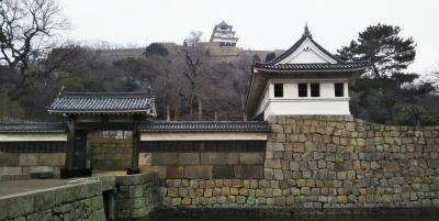 讃岐の丸亀はお城とうどんでもつ~丸亀城訪問記~