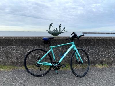花見川~新川~印旛沼サイクリングコース【観光】サイクリング-①