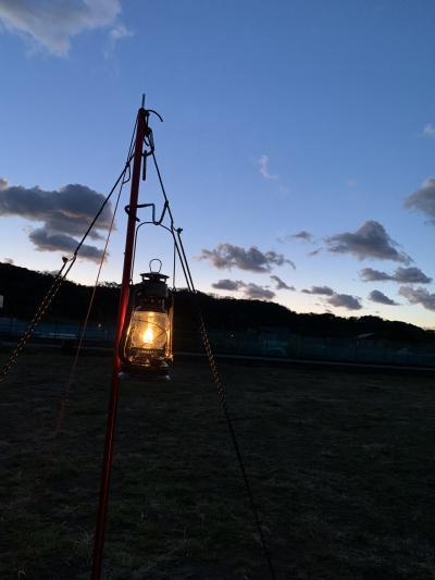 ソロキャンプ 館山サザンビレッジ編
