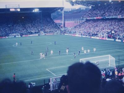 1998夏 フランス:FIFAワールドカップ三試合(リヨン、モンペリエ、サンテチエンヌ)を観戦