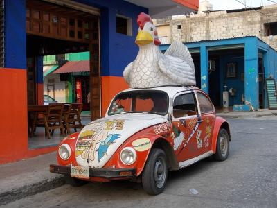 2012 GW メキシコ&グアテマラの旅② マヤ遺跡を堪能するの巻 その2(パレンケ)