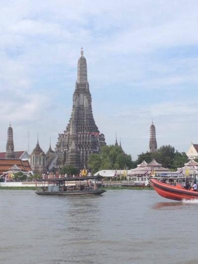仏教国タイでお寺&遺跡めぐり☆