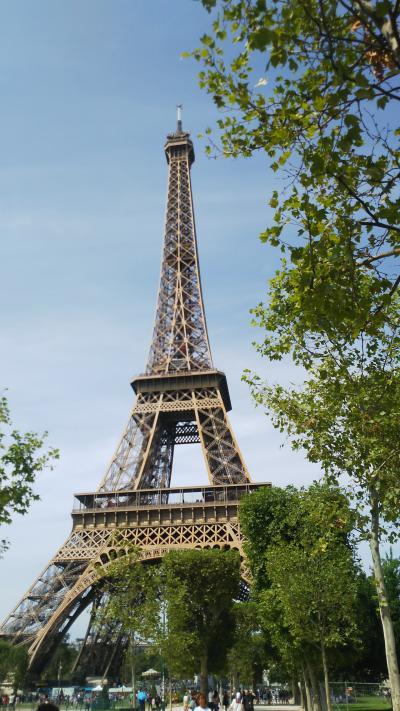 ロンドン一人旅‐ユーロスターを使ってパリへ‐