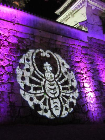 四国⑲ 上りのサンライズ乗車前に岡山城と岡山後楽園を訪れ、季節限定紅葉ライトアップを見る(後編)