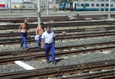 初めてのベネチア その1 (イタリア・スペイン・ポルトガル・オランダ 12日間の旅 その2-1)ミラノの鉄道野郎にお別れ、ベネチアに出発!