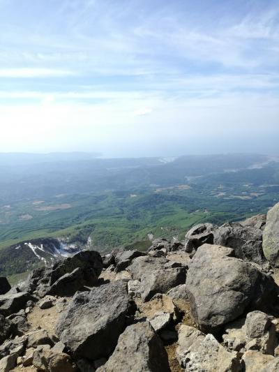 急行津軽で5年ぶりの弘前  ー (13) 弘前最終日その2 岩木山に登ろう-1