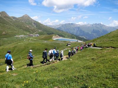 アルプス5大名峰と絶景列車の旅 27 山の神様の恵は素晴らしかった 素晴らしきアイガーウォーク