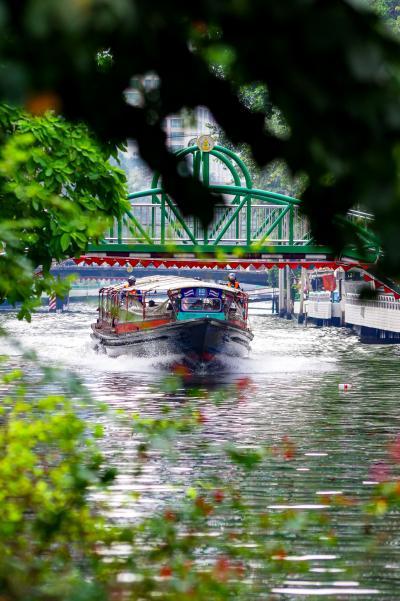 チャオプラヤー川からセンセープ運河を東へ その3