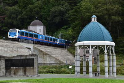 カルボナード島越とJR山田線車窓2020~メルヘンチックな旧駅舎と北上山地横断鉄道~(岩手)