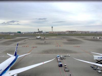 【東京の展望台を巡る旅】(4) 羽田空港旅客ターミナル