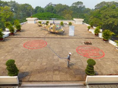 ベトナムの旅(1)ホーチミン市内観光