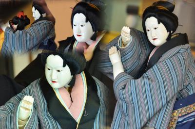 人形浄瑠璃<傾城阿波の鳴門 巡礼歌の段>