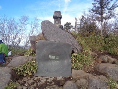 紅葉探し【長野(黒姫山・Mt. Kurohike)編󠄃】