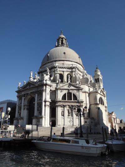 初めてのベネチア その4 (イタリア・スペイン・ポルトガル・オランダ 12日間の旅 その2-4)名画多数、サンタマリアデッラサルーテ教会!