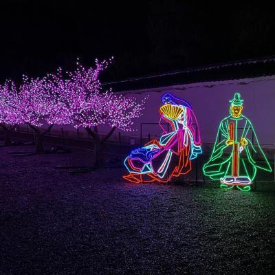 《2021.January》あみんちゅなにげに関西街歩きの旅京都そのⅠ~京都二条城イルミナージュ~