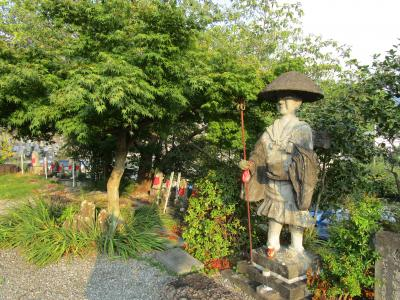 愛媛県でミニお遍路×2 「石手寺のお砂撫で」と「龍光院のお砂踏み」