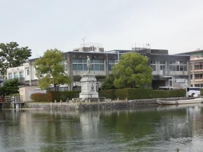 京都 岡崎 鴨東運河 夷川舟溜(Ebisugawa Harbor, Oto Canal, Okazaki, Kyoto, JP)