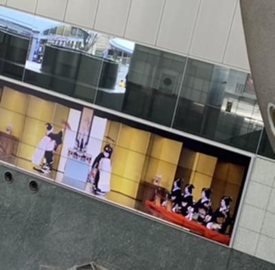 不要不急乍、リハビリ兼ねて京都駅前界隈に!