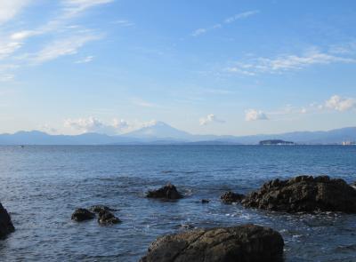 神奈川県・大磯と三浦半島をドライブ