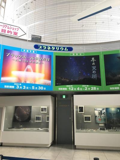 京阪電車に乗って大阪市立科学館へ