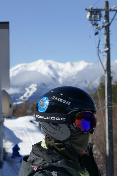 CRESSONで行く~2020年~21年シーズン・木曽福島スキー ③ 4泊5日 新しい板!!