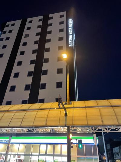 宮崎市内の新オープンホテル