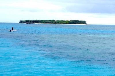 グレートバリアリーフ南部のマイナーな離島を巡る旅 (Cruising Southern Great barrier reef)