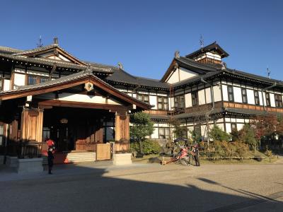 古都一人旅★日本クラッシックホテルの会の奈良ホテル★百年のおもてなし…のないホテルでした。