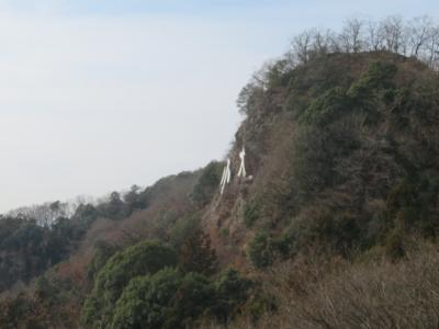 佐野・赤見町から「大小山」に登りました