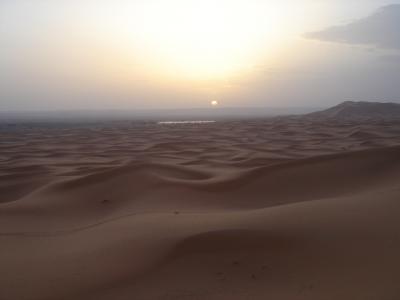 2006年モロッコ旅行 No 2(メルズーガ砂漠、フェズ、ラバト、カサブランカ)