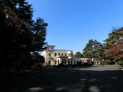 庭園美術館と雅叙園
