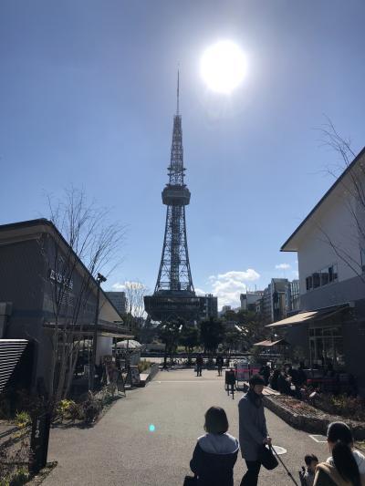 しゃぶ葉でお腹いっぱい 2021年1月 名古屋 久屋大通