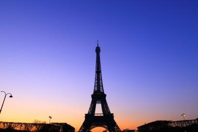 初めてのパリ。街歩きしまくり。