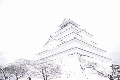 密航2021 (寒いときは寒いところに行く旅 / 会津若松編)