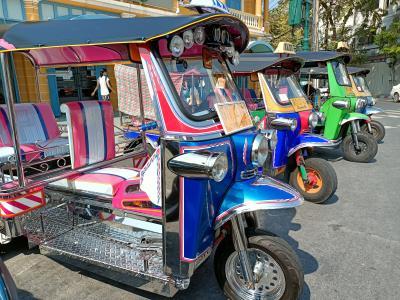 バンコク観光地ぶらり歩き・観光地の現状-1月31日-