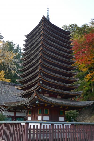 ゆったり旅 奈良の大和路紅葉めぐりバスツアー(4)