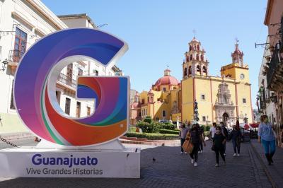 メキシコ グアナファト(Guanajuato)旅行 2021年1月