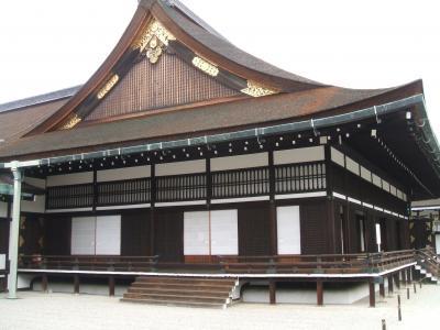 京都御所・修学院離宮・下鴨神社