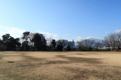 丸山城址公園(神奈川県伊勢原市)へ・・・